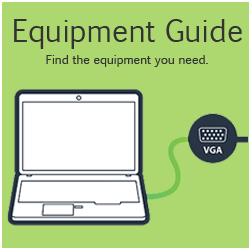 Panopto Equipment Guide