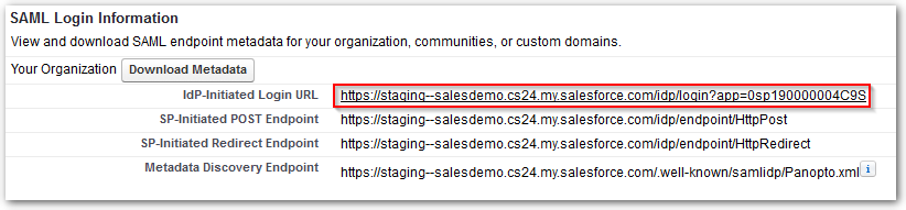 How to Set Up a Salesforce Integration